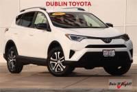 Used 2017 Toyota RAV4 LE SUV in Dublin, CA
