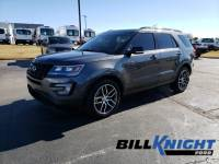 Certified Used 2016 Ford Explorer Sport Sport Utility 6 4WD in Tulsa