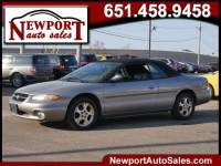 1998 Chrysler Sebring 2dr Convertible JXi