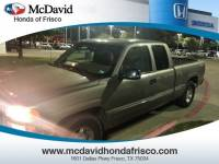 2002 GMC Sierra 1500 Truck Extended Cab