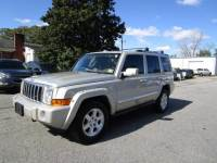 2007 Jeep Commander Overland 4x4