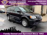 2015 Chrysler Town & Country Touring BraunAbility Wheelchair Accesable