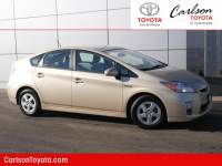 2010 Toyota Prius HB IV Hatchback Front-wheel Drive