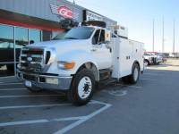 2007 Ford F-750 Diesel Service Truck w/ Crane