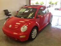 2004 Volkswagen New Beetle Coupe GLS