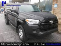 2017 Toyota Tacoma SR5 Access Cab 6' Bed I4 4x2 AT (Natl)