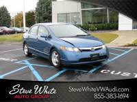 2006 Honda Civic Sdn LX AT Sedan