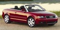 Pre-Owned 2004 Audi A4 2004 2dr Cabriolet 1.8T CVT