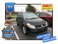 Used 2010 Suzuki SX4 Base Hatchback