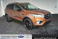 Used 2017 Ford Escape SE SUV I-4 cyl For Sale in Duluth