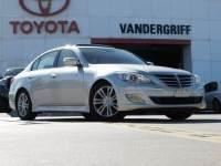 2012 Hyundai Genesis 3.8 Sedan Rear-wheel Drive