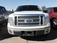 2010 Ford F-150 King Ranch Truck SuperCrew Cab 4x2