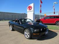 Used 2008 Ford Mustang GT Premium Convertible RWD For Sale in Houston