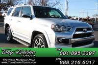 Certified Used 2015 Toyota 4Runner Limited SUV for sale in Riverdale, UT