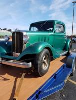 1933 Chevrolet Hot Rod / Street Rod -OLD SCHOOL DRAG CAR-VIDEO