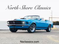 1970 Ford Mustang -SHAKER MARTI REPORT CONVERTIBLE RESTORED MAGNUM WHEELS-VIDEO