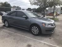 Pre-Owned 2014 Volkswagen Passat 2.5L S Sedan in Jacksonville FL