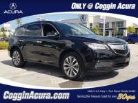 Pre-Owned 2016 Acura MDX MDX with Technology Package SUV in Jacksonville FL