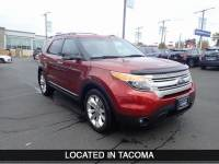 Used 2014 Ford Explorer XLT for Sale in Tacoma, near Auburn WA
