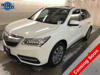 2016 Acura MDX FWD 4dr w/Tech