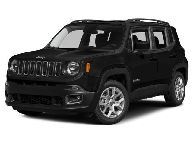 Photo 2016 Jeep Renegade Limited in Erie, PA