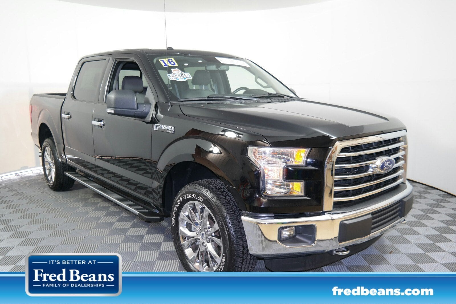 Photo Used 2016 Ford F-150 For Sale  Langhorne PA  1FTEW1EFXGFD61198