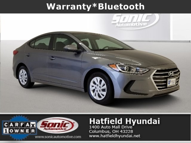 Photo 2018 Hyundai Elantra SE Sedan in Columbus
