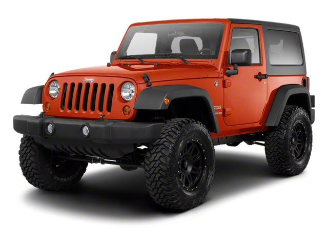 Photo PRE-OWNED 2012 JEEP WRANGLER ARCTIC 4WD