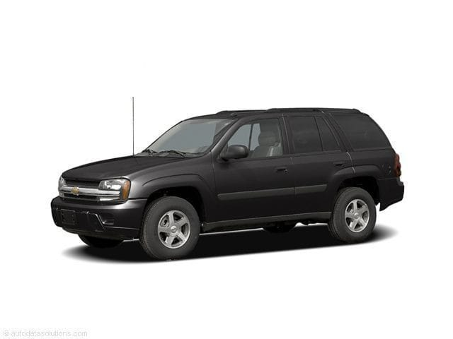 Photo Used 2006 Chevrolet Trailblazer LS 4WD LS for Sale in Waterloo IA