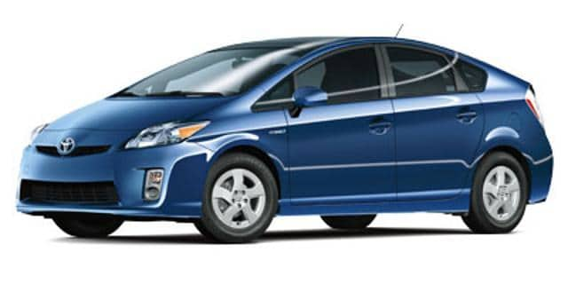 Photo Used 2011 Toyota Prius 5dr HB IV For Sale Salem, OR