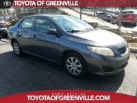 Pre-Owned 2009 Toyota Corolla LE Sedan in Greenville SC