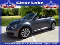2013 Volkswagen Beetle Convertible near Houston