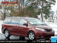 2015 Toyota Sienna LE FWD 7-Passenger Seating