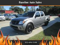 2018 Nissan Frontier Crew Cab 2WD Midnight Edition