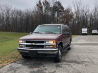 Pre-Owned 1998 Chevrolet Tahoe 1500 4dr 4WD 4WD