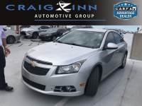 Pre Owned 2012 Chevrolet Cruze Sedan LTZ VIN1G1PH5SC9C7392122 Stock Number9088201
