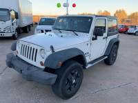 Used 2009 Jeep Wrangler X SUV