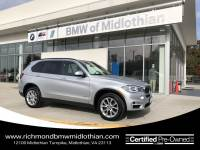 Certified 2016 BMW X5 xDrive35i in Greensboro NC