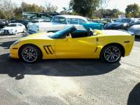 2013 Chevrolet Corvette Convertible GRAND SPORT