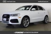Used 2018 Audi Q3 2.0T Premium SUV in Santa Ana, CA