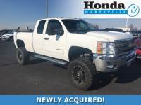 Used 2013 Chevrolet Silverado 2500HD LT Truck Extended Cab