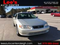 2000 Toyota Camry 4dr Sdn CE Manual
