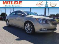 Pre-Owned 2014 Buick LaCrosse Leather 4dr Car