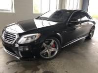 Certified Pre-Owned 2017 Mercedes-Benz AMG S 63 4MATIC Sedan in Columbus, GA