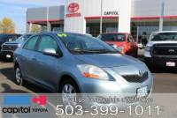 Used 2009 Toyota Yaris 4dr Sdn Auto For Sale Salem, OR