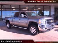 2012 Chevrolet Silverado 2500HD LTZ Truck 4WD For Sale in Springfield Missouri