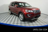 Used 2017 Ford Explorer Limited SUV in Oklahoma City, OK