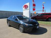 Used 2015 Toyota Camry SE Sedan FWD For Sale in Houston