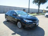 Used 2016 Toyota Camry LE Sedan FWD For Sale in Houston