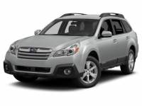 Certified Pre-Owned 2014 Subaru Outback 2.5i For Sale Annapolis, MD